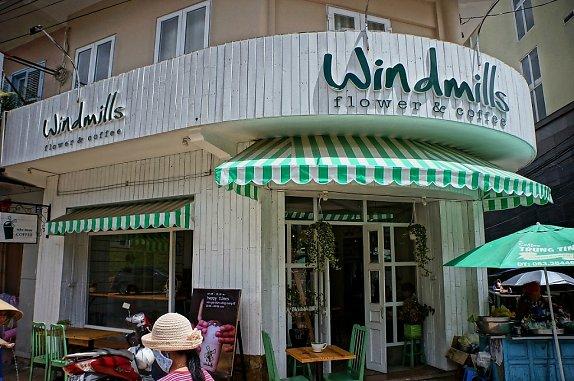 Cafe Winmilk Đà Lạt