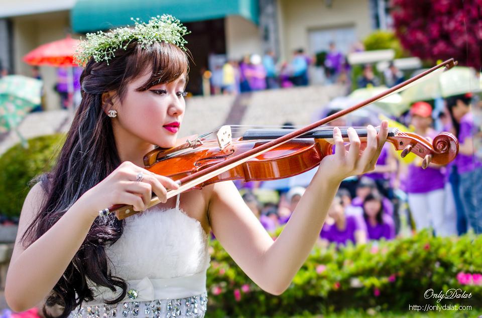 Lễ hội mưa Đà Lạt - Photo: Bui Trong Duy