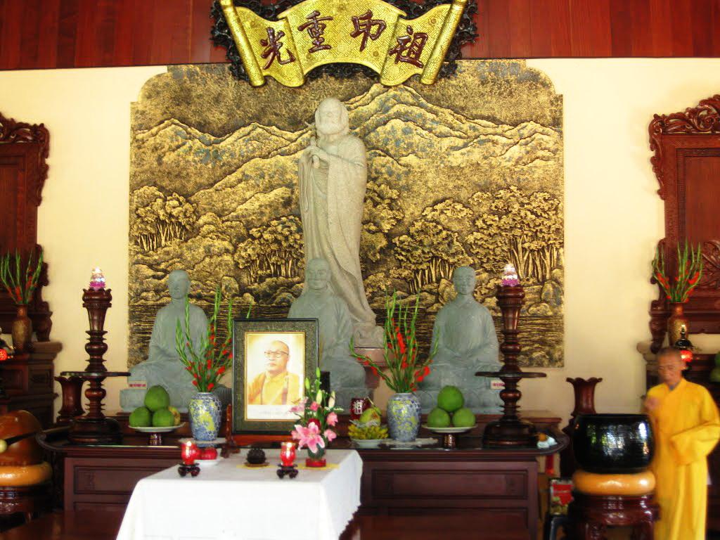 Tổ đường thiền viện Trúc Lâm Đà Lạt