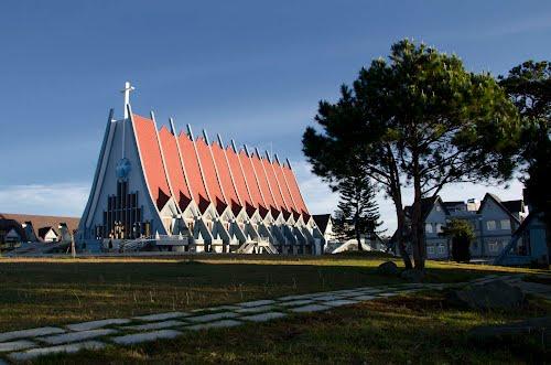 Chủng viện Minh Hòa Đà Lạt