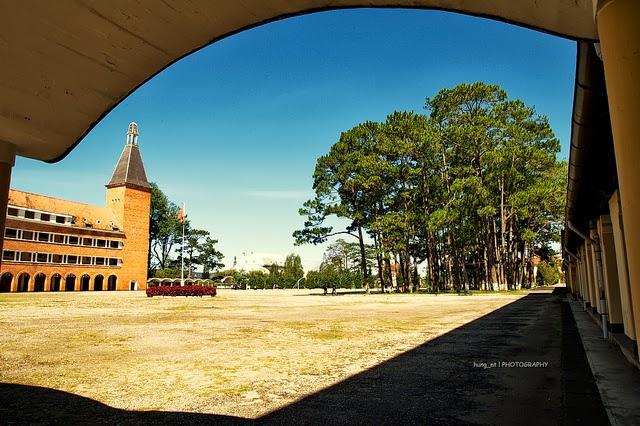 Trường cao đẳng sư phạm Đà Lạt 03