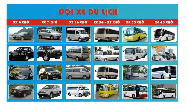 Thuê xe Đà lạt giá rẻ 2014