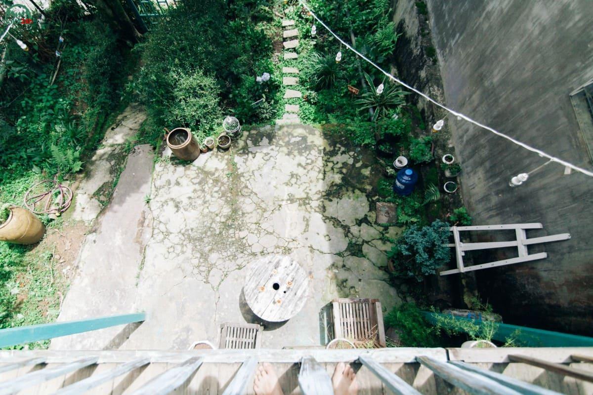 homestay Đà Lạt đẹp