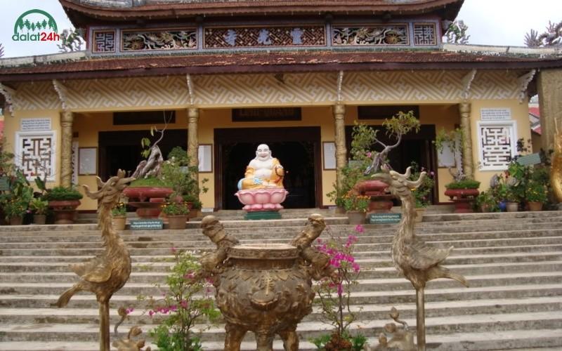 chùa ở Đà Lạt
