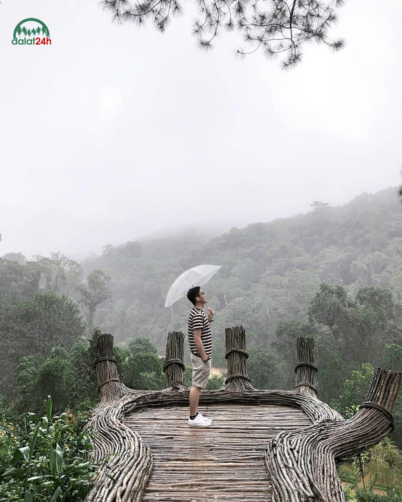 du lịch bụi Đà Lạt
