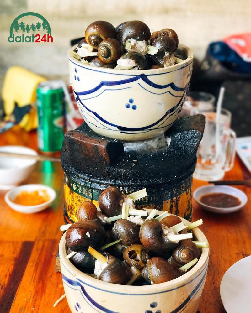 du lịch Đà Lạt ăn gì