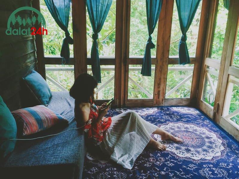 homestay đẹp tại Đà Lạt