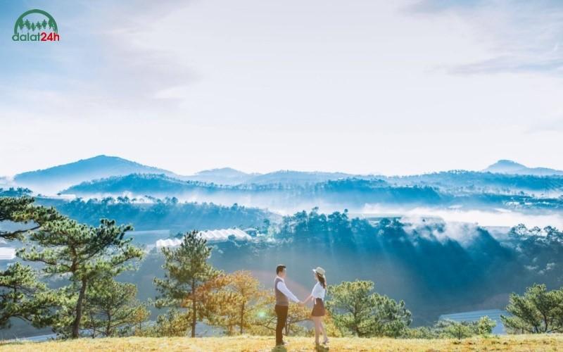 view đẹp Đà Lạt